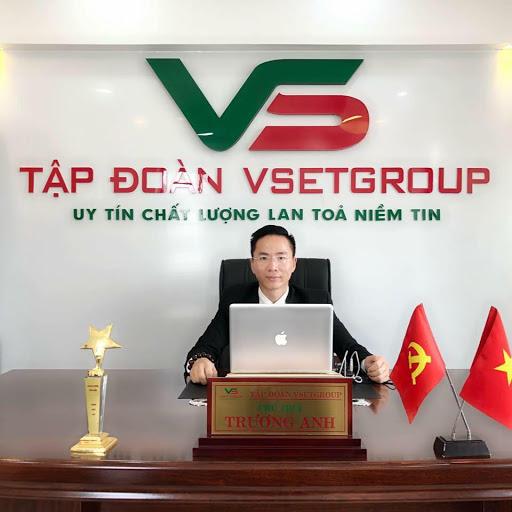 Chủ tịch Vset group hứa dành 30% lợi nhuận làm từ thiện