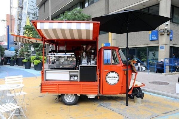 Kinh doanh nhỏ lợi nhuận cao với mô hình cafe take away