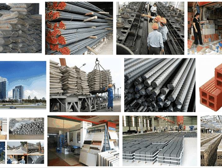 kinh doanh vật liệu xây dựng cần những gì